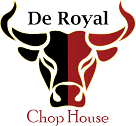 Logo De Royal Chophouse Amsterdam
